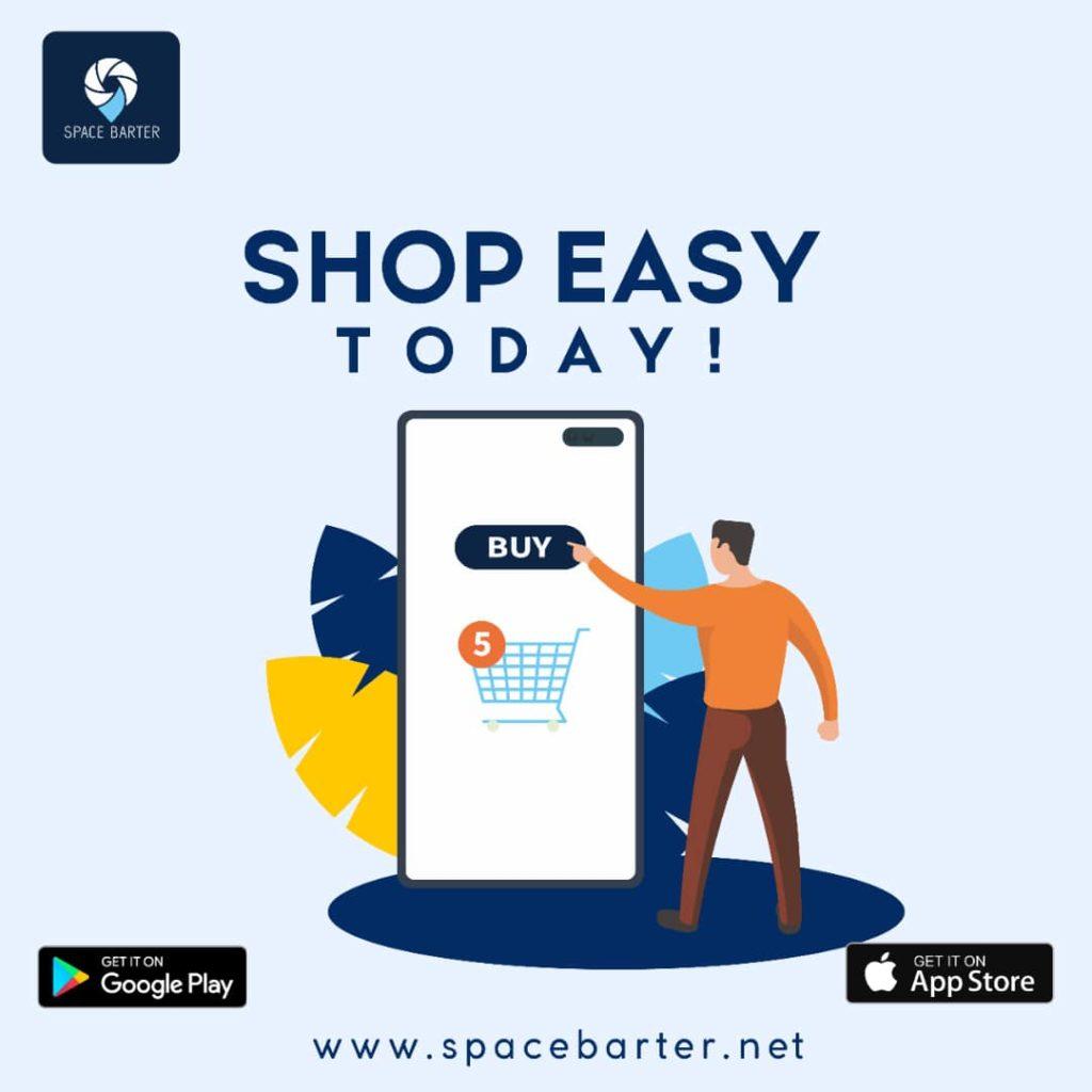 Space Barter app