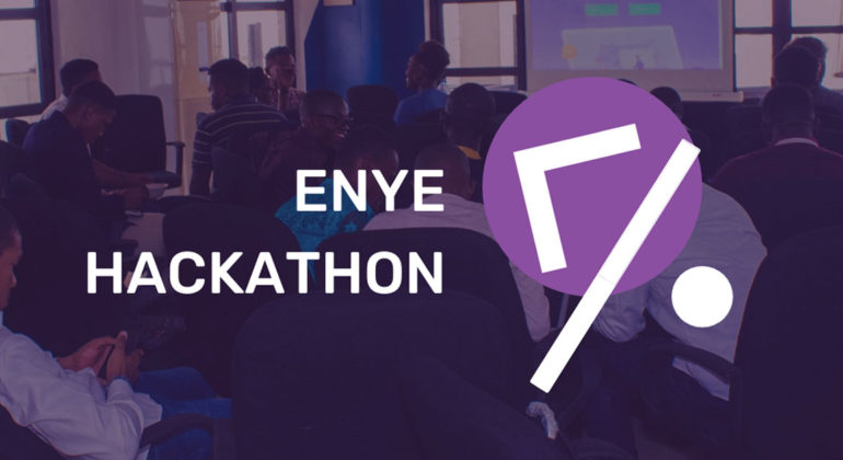 Feature image of Enye hackathon 2020